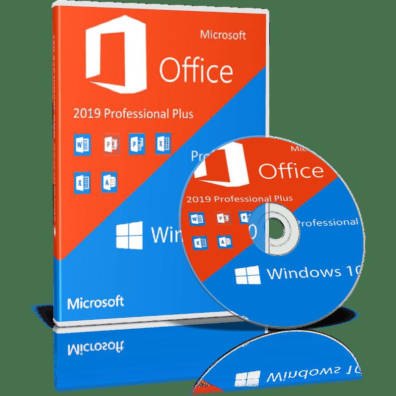 Download Windows 10 Pro 10.0.19042.746 - Office 2019 Pro Plus 2021