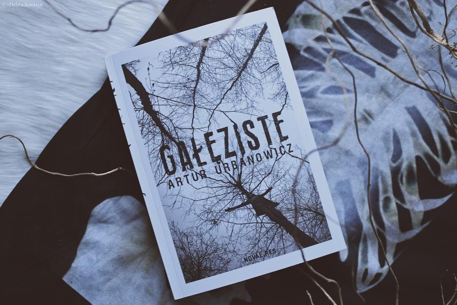 ArturUrbanowicz, fantasy, Gałęziste, horror, książka, recenzja, opowiadanie