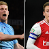 Premier League to resume on June 17 with Man City vs Arsenal one of the first fixtures - report