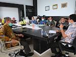 Pemkab Sidrap-UNM Jajaki Kerjasama di Bidang Seni dan Desain, Pertemuan Tetap Mengikuti Protokol Kesehatan