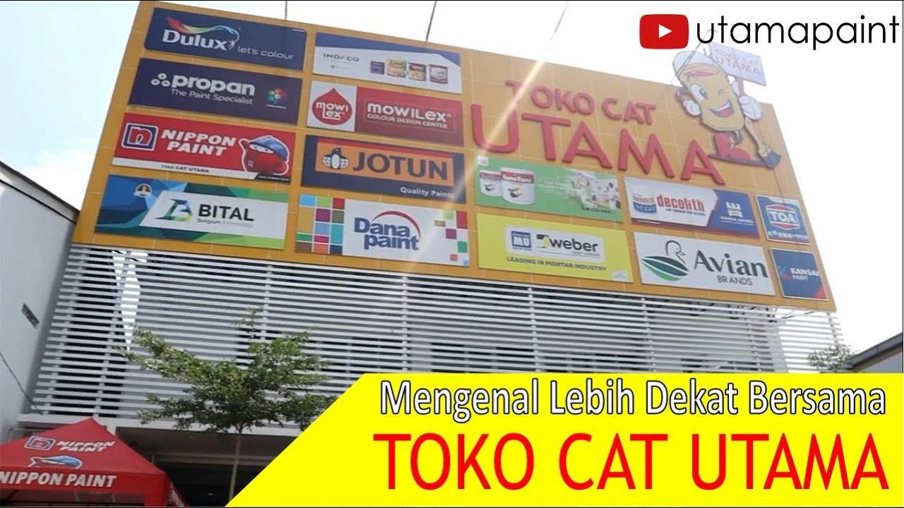 Toko Cat Utama Semarang Membuka Lowongan Kerja Untuk Posisi Admin Accounting