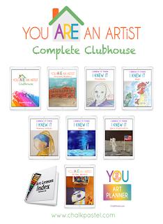 Art lessons for homeschool