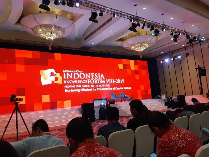 Indonesia Knowladge Forum (IKF) VIII 2019
