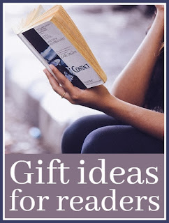 Gift guide ideas for readers