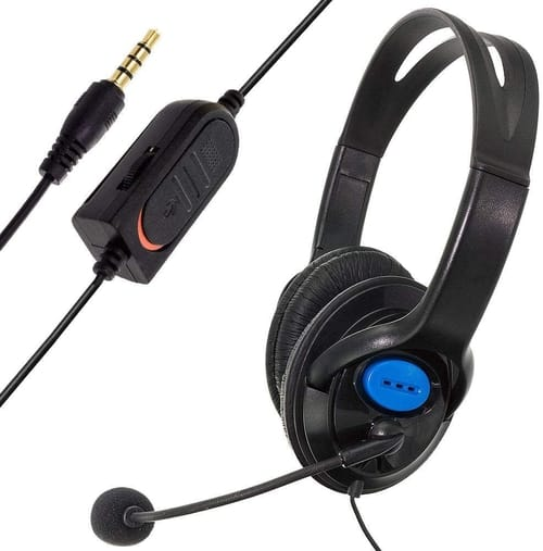 Review Haforever Wired Stereo Gaming Headset with mic
