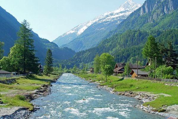Innertkirchen, Bernese Oberland