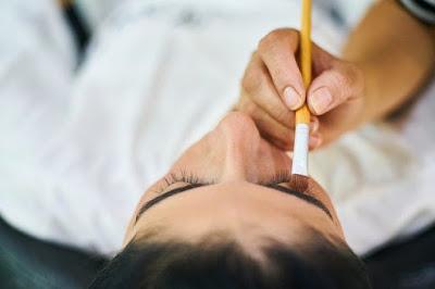 Membuang Make up Lama