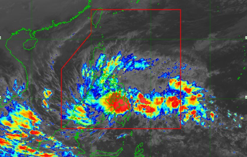 Signal No. 1 up in 32 areas as 'Bagyong Vicky' traverses Mindanao