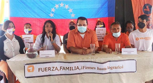 VP TORRES EL RÉGIMEN ARMA UNA ORQUESTA ABSURDA CONTRA VP