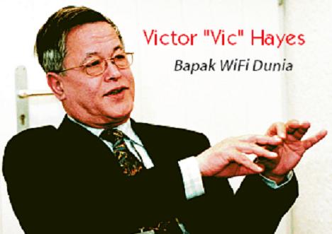 """Siapakah Victor """"Vic"""" Hayes?"""