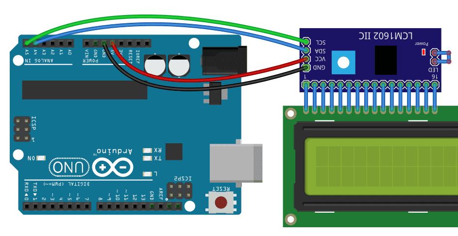 Cara Mengetahui Alamat I2C Dari Sebuah Perangkat I2C Menggunakan Arduino
