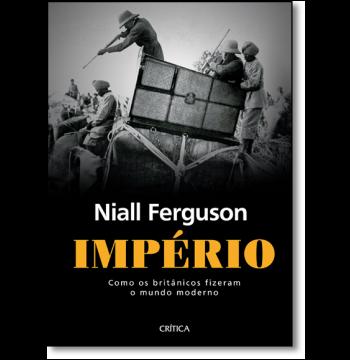 livro imperio imperialismo Niall Ferguson