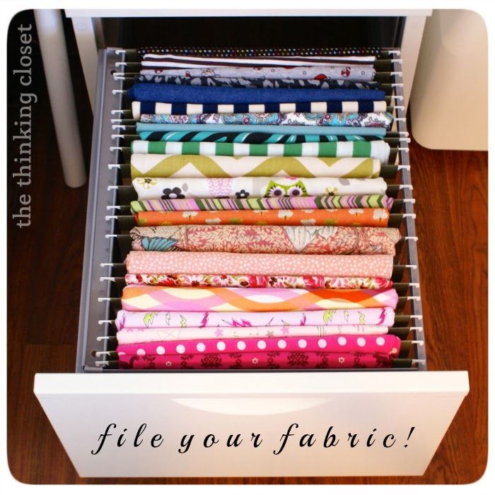Fabriclovers Blog Different Ways To Store And Organize