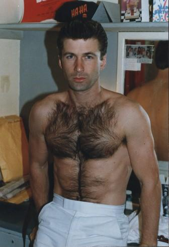 XXX pics sexy hairy chested males doctors