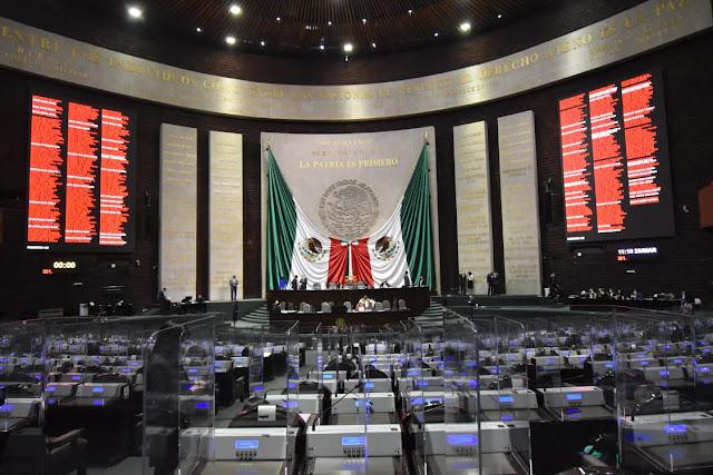 El Pleno aprueba acuerdo que rige la actuación de la Cámara de Diputados como Jurado de Procedencia