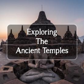 explore ancient temple