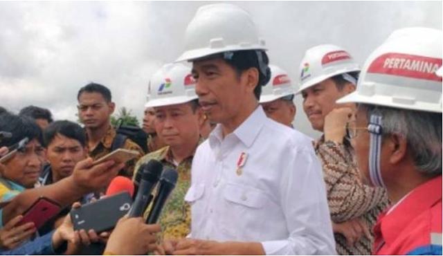 Jokowi: Jangan Percaya Fitnah 20 juta Tenaga Kerja China di Indonesia, Itu Fitnah