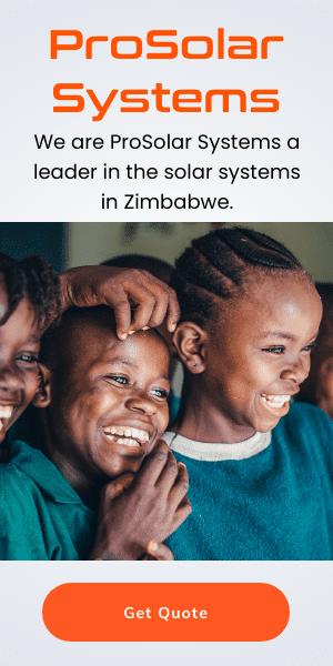 ProSolar Systems Zimbabwe