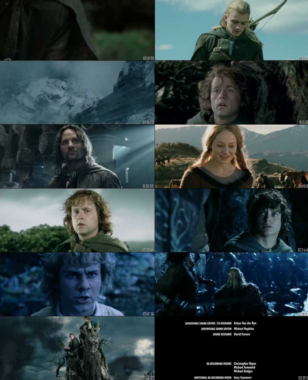 The Lord of the Rings: The Two Towers 2002 Screenshot
