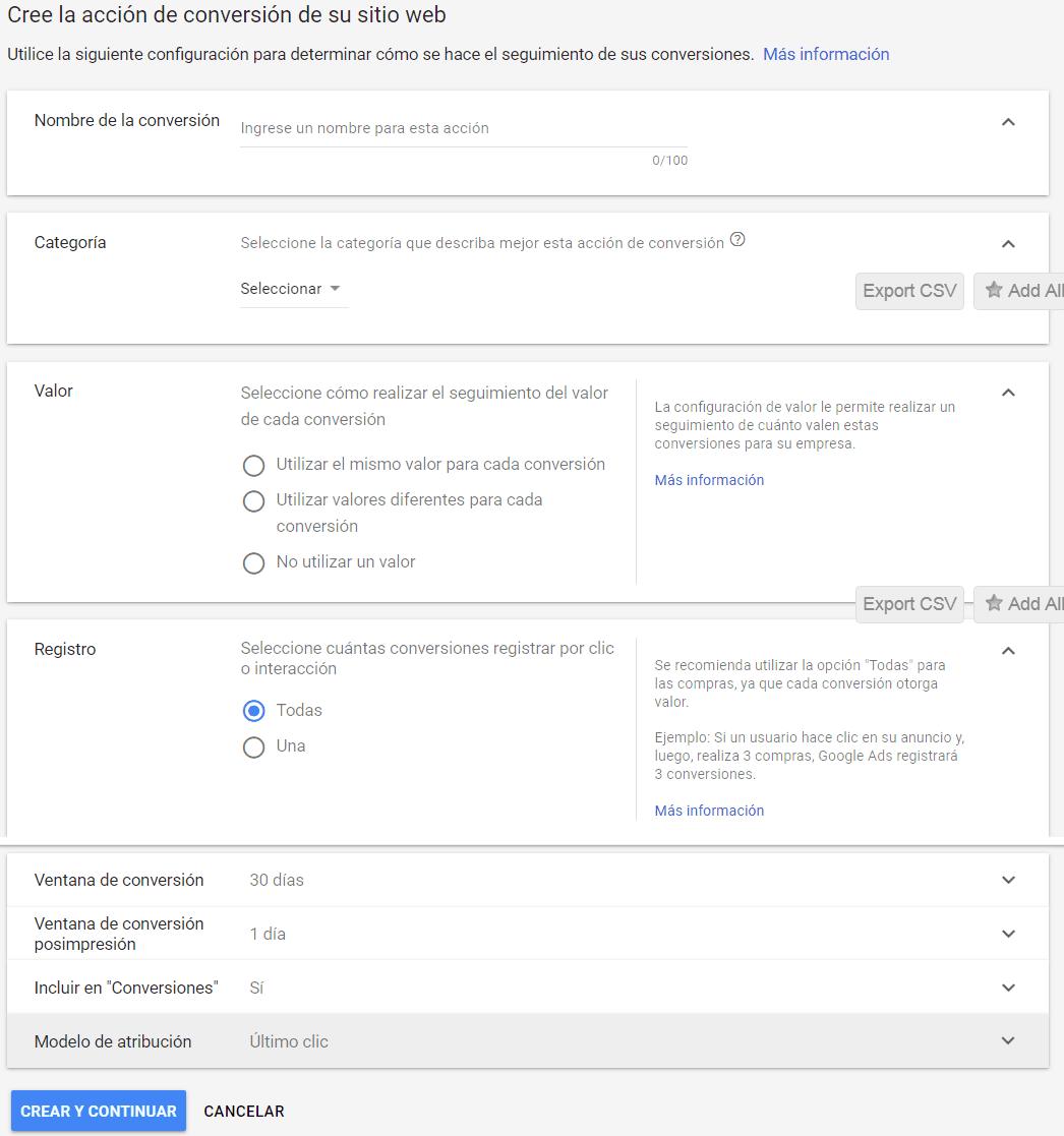 como instalar pixel de seguimiento de adwords