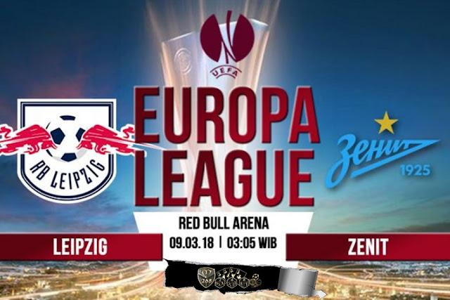 Prediksi RB Leipzig Vs Zenit St. Petersburg, Jumat 09 Maret 2018 Pukul 03.05 WIB