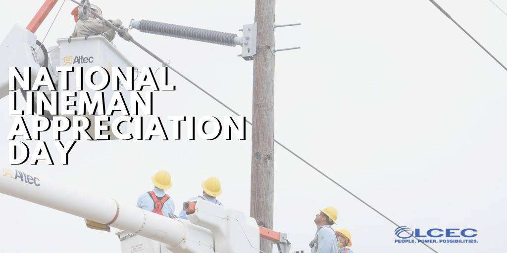 National Lineman Appreciation Day Wishes Awesome Images, Pictures, Photos, Wallpapers
