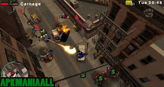Grand Theft Auto: Chinatown Wars (USA) PSP ISO FREE DOWNLOAD