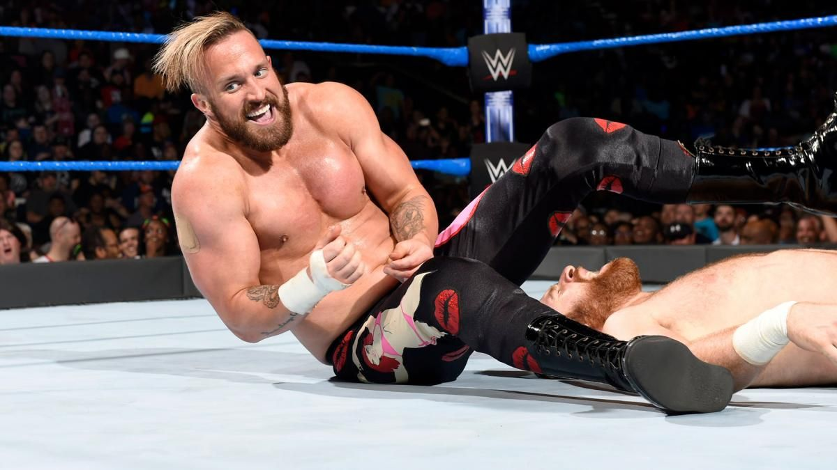 Mike Bennett e Tony Nese quase formaram dupla na WWE