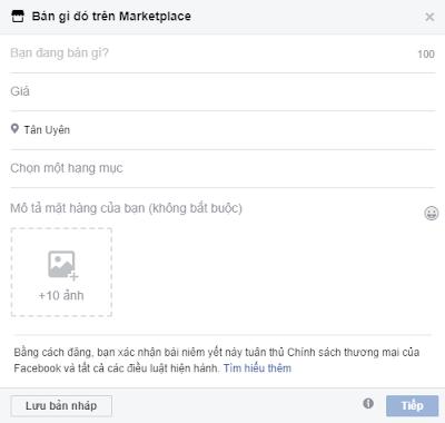 Bán Hàng Với Facebook Marketplace Hiệu Quả  Mà Bạn Nên Biết
