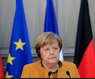 مستشار ألمانيا: لن نسلم أي أسلحة إلى تركيا