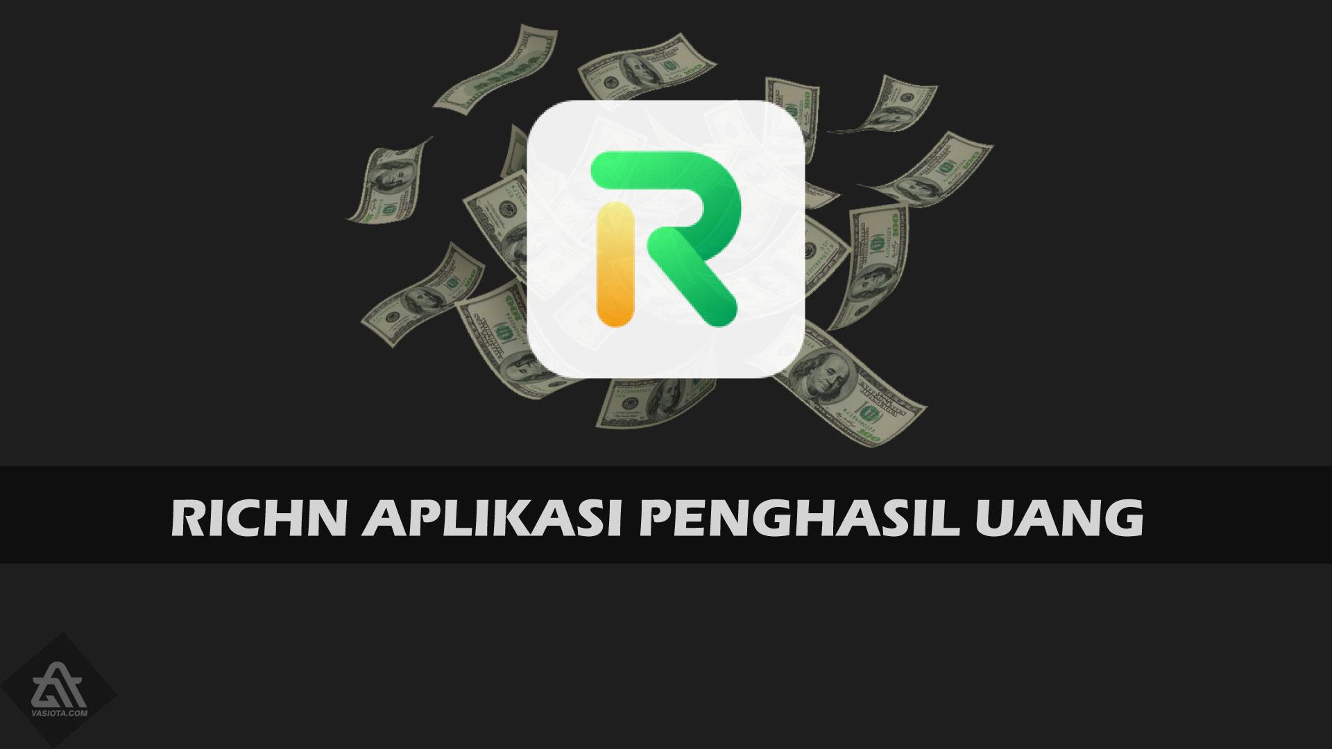 RichN Penghasil Uang