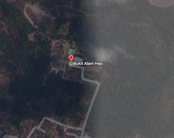 Pesona Keindahan Obyek Wisata Taman Wisata Bukit Alam Hejo