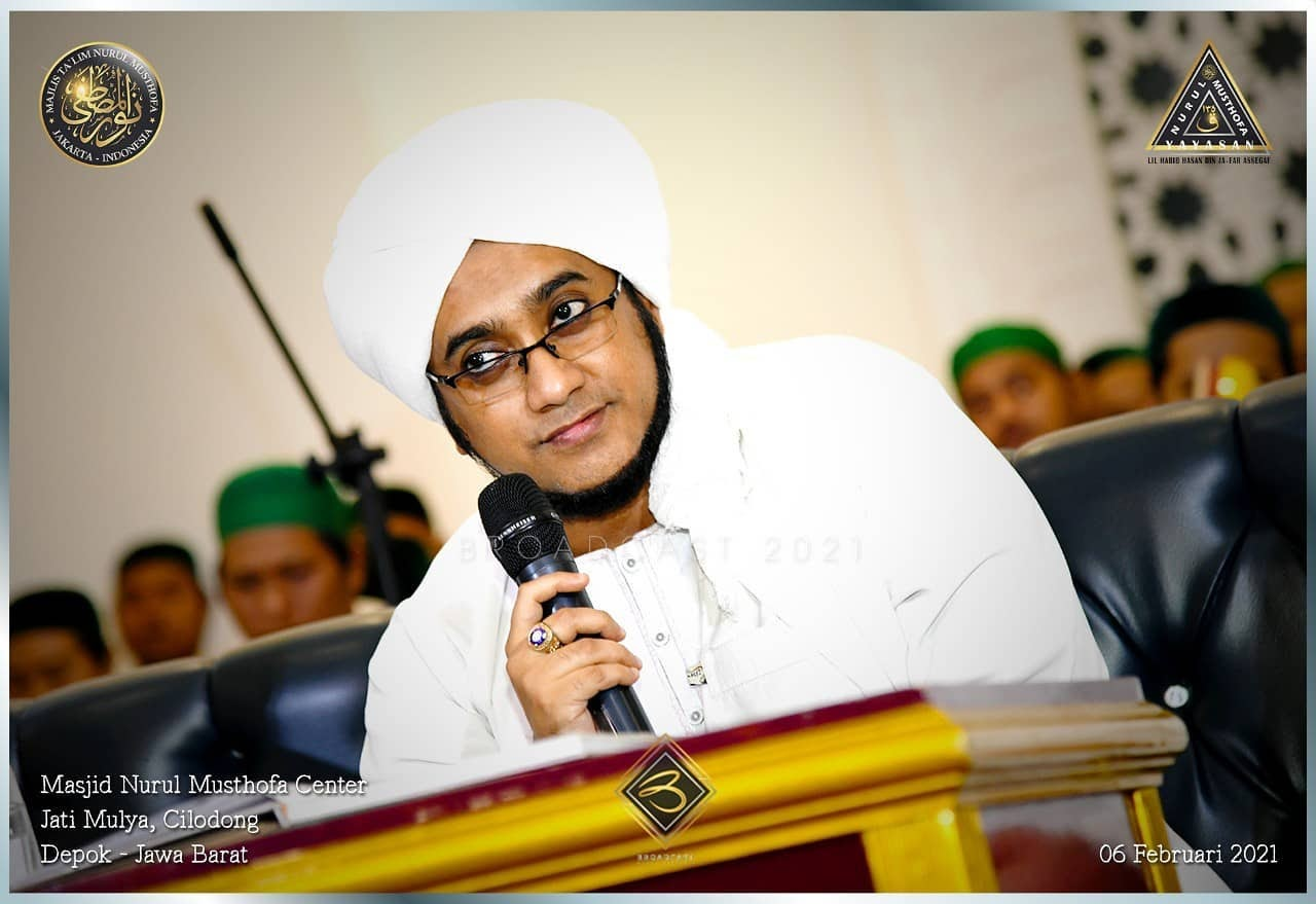 Galeri Masjid Nurul Musthofa Center 060221