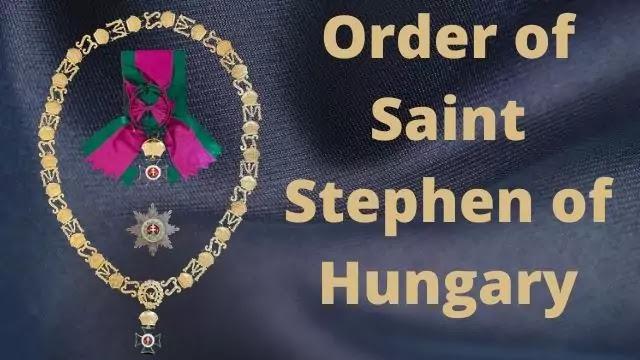 Order of St. Stephen of Hungary