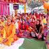 भगवान  राम का जन्मोत्सव सुन श्रोता हुए भाव विभोर
