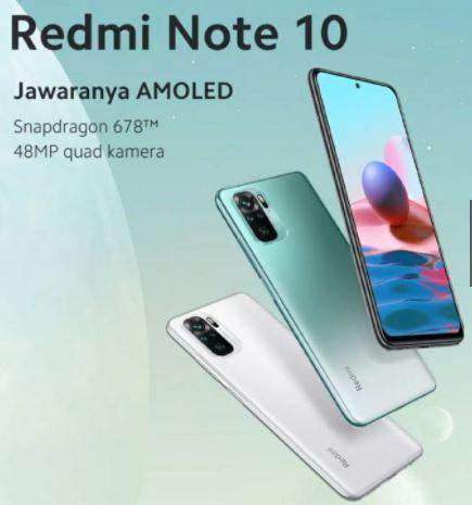 Kekurangan dan Kelebihan Xiaomi Redmi Note 10 terbaru 2021