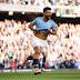 Con un golazo de Agüero, Manchester City derrotó al Brighton y trepó a la cima de la Premier League