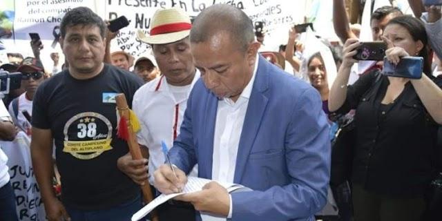 Exclusiva: Primer diputado abiertamente gay de Guatemala sufre atentado armado