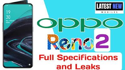 OPPO Reno 2 full Specifications