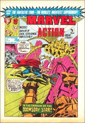 Marvel Action #8