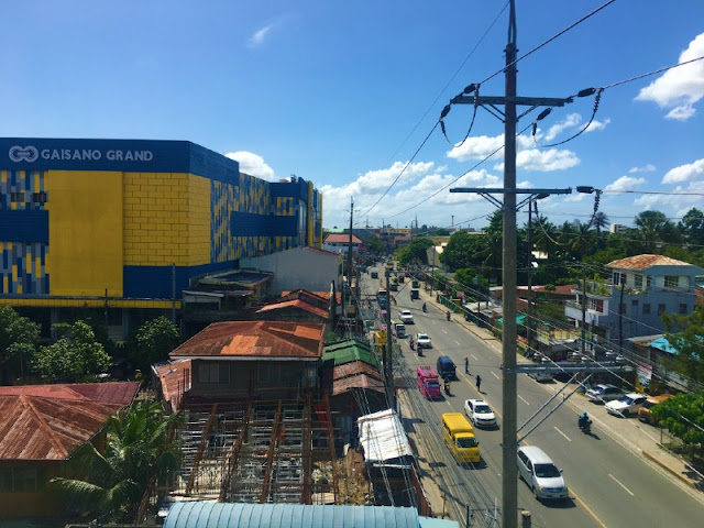 Gaisano Grand Mall Basak is a walking distance to RE-CJC Pension House