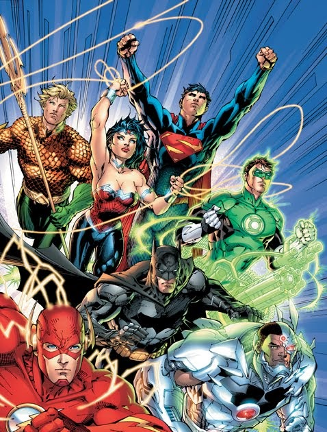 DC and THE NAKED LADIES - Comic Book and Movie Reviews