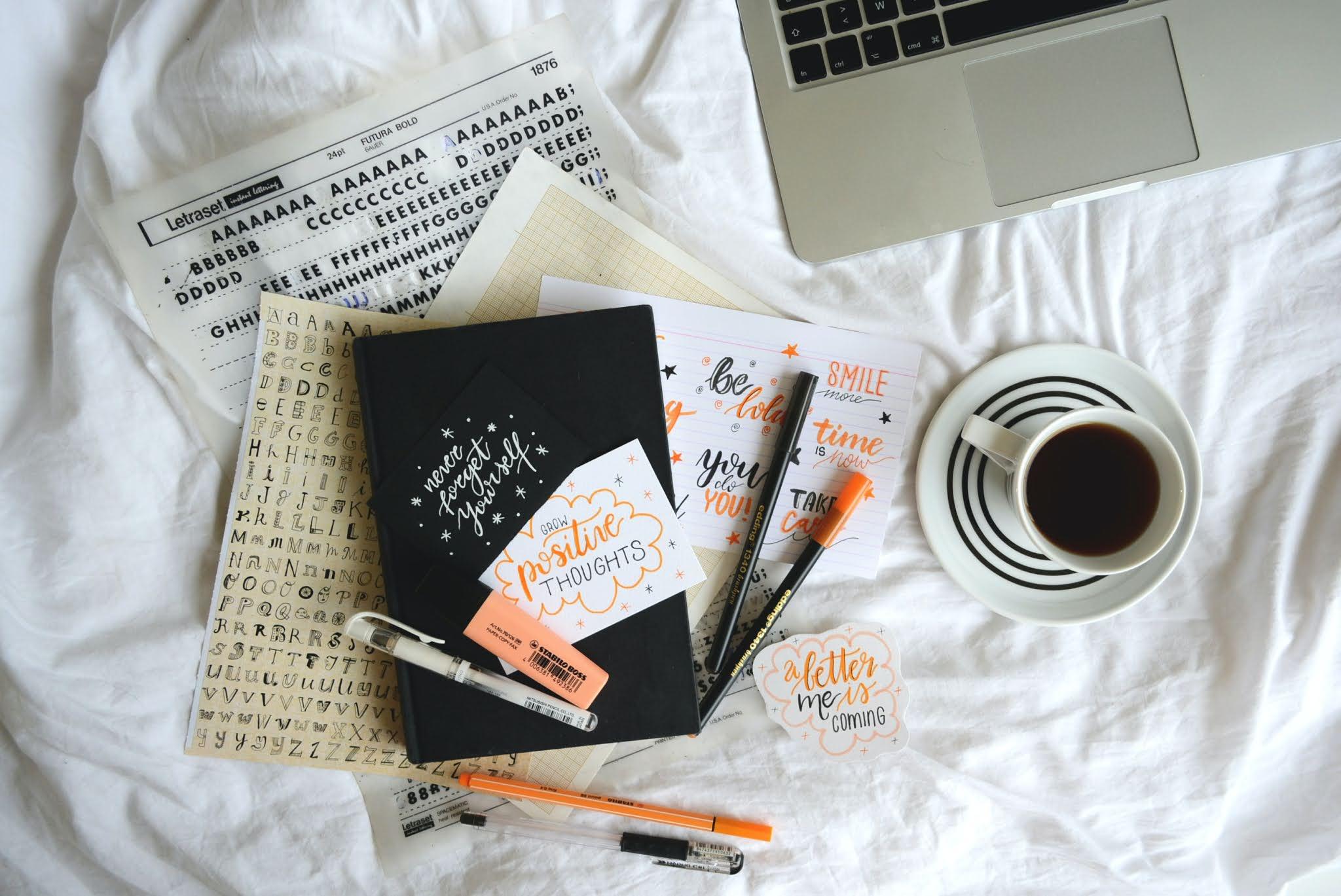 Come organizzare idee e progetti con il Bullet Journal