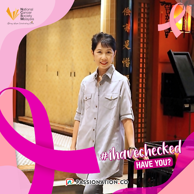 BREAST CANCER AWARENESS MONTH PinkOctober #IHaveChecked, Have You?