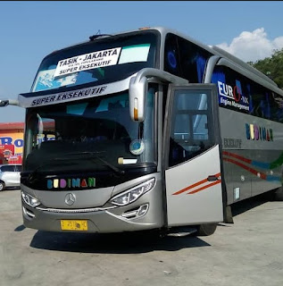 Bis Budiman Tasik Jakarta