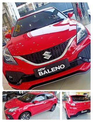 Harga Kredit Suzuki Baleno Semarang Terbaru
