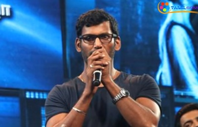 Shoot movie for NEET! Vishal requests ARM