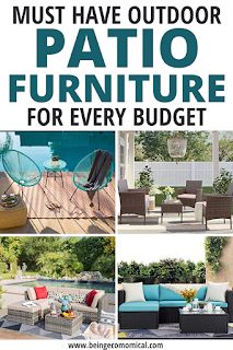 Must Have Patio Sets For Every Budget