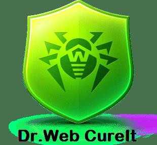 برنامج Dr.Web CureIt