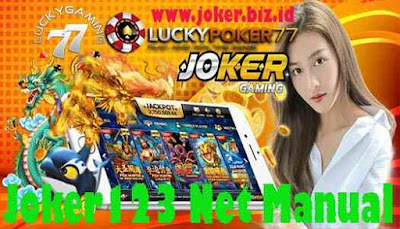 Joker123 Net Manual